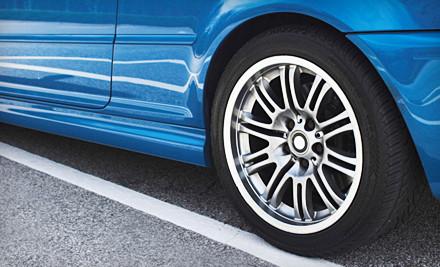 Express Mobile Detail for a Car ($135 value) - Jensen's Elite Detail in