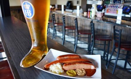 $10 Groupon - Bar Munich in Houston