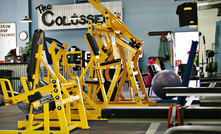 10 One-Day Passes (a $100 value) - The Colosseum Gym in Columbia