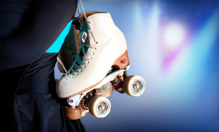 Roller-Skating Outing for Two (a $16 total value) - Cheap Skate in Coon Rapids