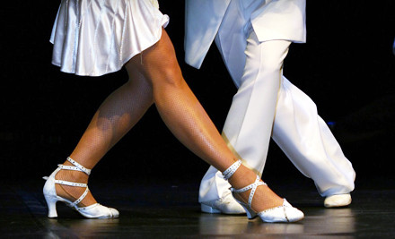 2 Private Dance Lessons for 1 or 2 People (a $160 value) - Darrens Ballroom Dance Studios in Carmel