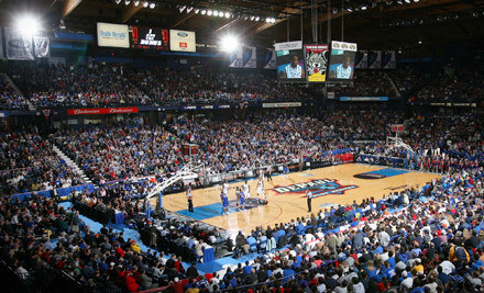 DePaul Blue Demons Women's Basketball vs. Pittsburgh Panthers on Sat., Jan. 14 at 7PM: Sections A-B (Rows 15-27) - DePaul Basketball in Rosemont