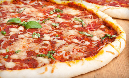 $20 Groupon for Pizza and Drinks - Gambino's Pizza in Cypress