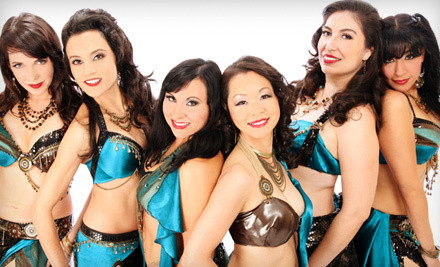4-Week Belly-Dancing Class (a $60 value) - Belly Dance with Bahaia in Austin