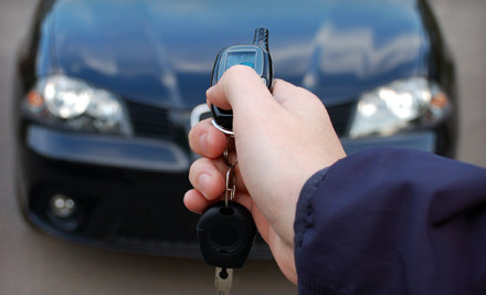 Remote-Car-Start-System Upgrade Package with One Key Fob (a $294 value) - Soundsation in Staten Island