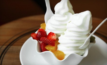 $10 Groupon for Frozen Yogurt - YoFruitty in Charlotte