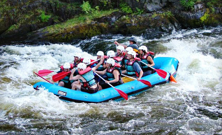 4-Day Adventure Camping Trip for 2 (a $400 value) - Wildman Adventure Resort in Athelstane