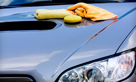 Hand-Wash Package with Interior Cleaning and Wax (a 455 value) - Details Car Spa in Altamonte Springs