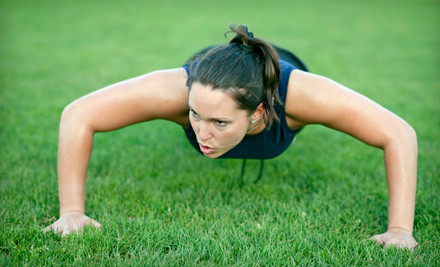 Two 50-Minute Personal-Training Sessions (a $100 value) - Cornerstone Personal Fitness in Sacramento