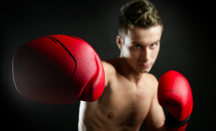 5 Classes (a $75 value) - Richard Lord's Boxing Gym in Austin
