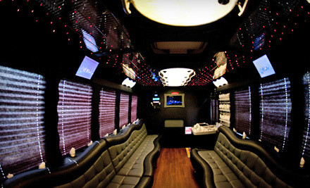 3-Hour Upscale Limo Rental (a $745 value) - Motortoys Limousine Service in