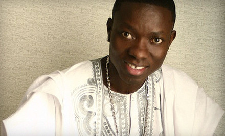 Michael Blackson at the Soiree Event and Conference Center on Wed., Jan. 18 at 9:30PM: General Admission - Michael Blackson in Orlando