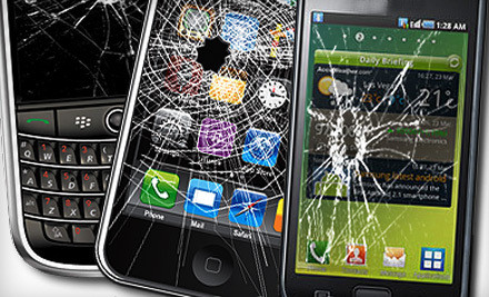 Screen Replacement for an iPhone 3G or an iPhone 3GS  (up to a $55 value) - iFixCellPhone in Chicago