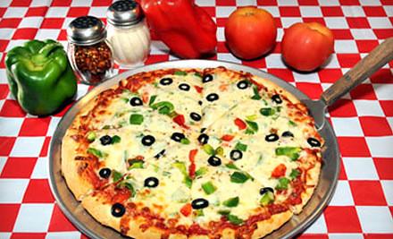 $25 Groupon to Paisans Pizzeria & Restaurant - Paisans Pizzeria & Restaurant in Berwyn