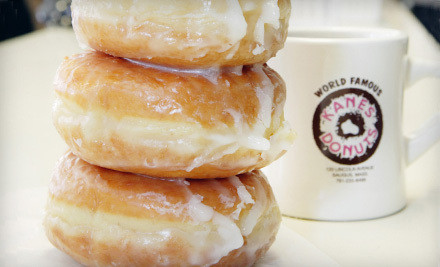$20 Groupon to Kane's Donuts - Kane's Donuts in Saugus