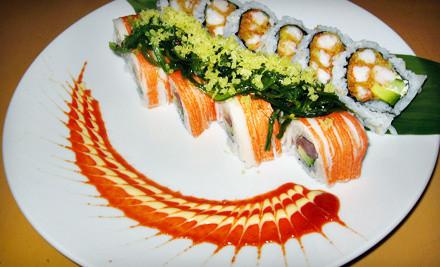 $25 Groupon to Sushi Katana - Sushi Katana in Orlando