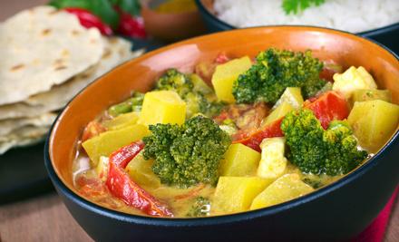 Shish kabob palace philadelphia pa groupon for Amans indian cuisine