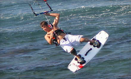 2-Hour Surfing Lesson for One (a $110 value) - North Florida Kiteboarding in Ormond Beach