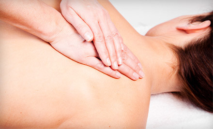 One 60-Minute Therapeutic Massage (an $80 value) - The Wellness Center in Palm Bay