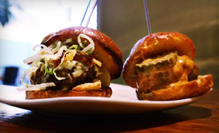 $20 Groupon to Bareburger - Bareburger New York in Manhattan