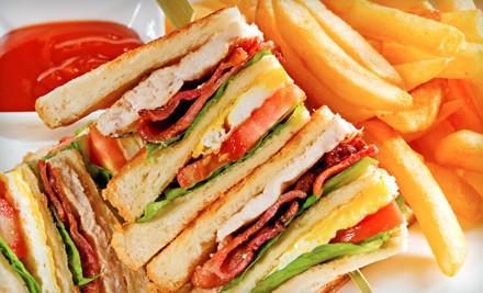 Lunch for 2 - Lemon Grove Deli in Lemon Grove