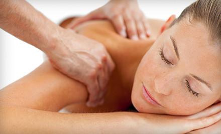One 1-Hour Massage (a $75 value) - Naperville Massage Center in Naperville
