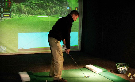 Three Private 30-Minute Golf Lessons (a $210 value) - Natick Golf Learning Center in Natick