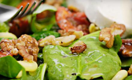 $20 Groupon to Nuts'n Berries Cafe - Nuts'n Berries Cafe in Encino