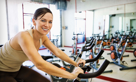 10 Spin Classes (a $120 value) - SpinCity Training Studio in Andover