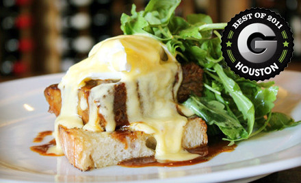 $30 Groupon to The Tasting Room - The Tasting Room in Houston