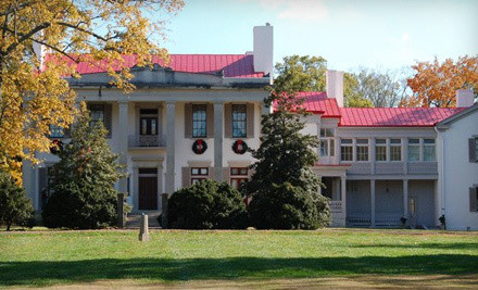 Plantation Tour and a Wine Tasting for 2 People (up to a $32 value) - Belle Meade Plantation in Nashville