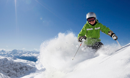 Full-Day Lift Tickets for Two (up to an $84 value) - Granite Gorge Ski Area in Keene