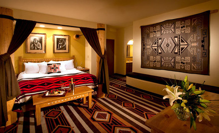 2-Night Stay for Two Adults and Up to Two Kids in an Anasazi Mini Suite - The Lodge at Santa Fe in Santa Fe