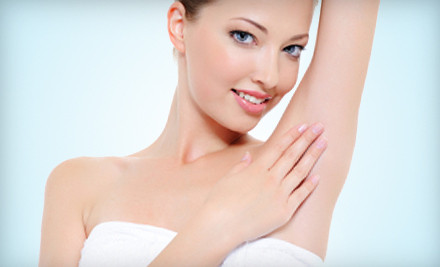 Six Laser Hair-Removal Treatments for any Small Area  - Brentwood Medical Group & Laser Center in Los Angeles