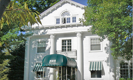 1-Night Stay in a Deluxe Room, Valid SundayThursday - Maplewood Hotel in Saugatuck