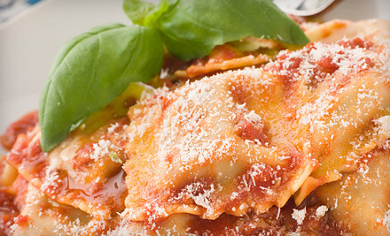 $30 Groupon Toward Cuisine and Two Glasses of House Wine or Two Cocktails - Toscana Ristorante in Concord