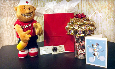 Small Valentine's Day Package (a $33 value) - Mr. Beans Treatery in Flat Rock