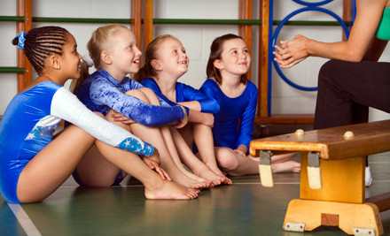 1 Month of Gymnastics Classes - Payke Gymnastics Academy in South Pasadena