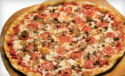 The Upper Crust Pizzeria at 888 Commonwealth Ave. in Boston: $20 Groupon - The Upper Crust Pizzeria in