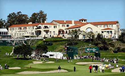 Northern Trust Open at The Riviera Country Club Sat., Feb. 18 and Sun., Feb. 19: 2 Weekender Grounds Passes - Northern Trust Open in Pacific Palisades