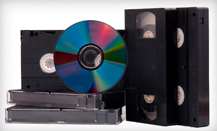 Videotape-to-DVD Conversion Service for 1 Tape up to 2 Hours in Length (a $45 value) - Advanced Video Systems in Owings Mills