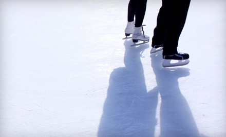Ice-Skating Outing for 4 - Boulder Creek Events in Broomfield