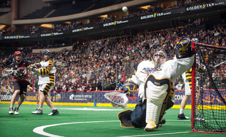 Minnesota Swarm vs. Buffalo Bandits at Xcel Energy Center on Sat., Jan. 28 at 7PM: Colony Level Seating - Minnesota Swarm in St. Paul
