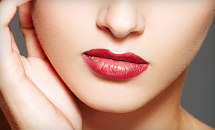Lip-Liner Permanent-Makeup Application (a $300 value) - Permanent Makeup by Lisa in Mesa