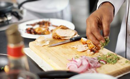 Chef Zan Dial, Nova Personal Chef - Chef Zan Dial in