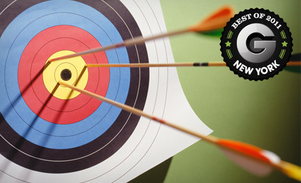 Archery Outing for 1 (a $20 value) - Victory Archers in Staten Island