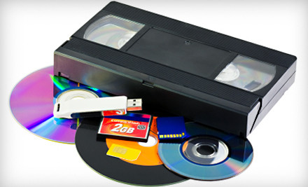 $70 Worth of Video-to-DVD Transfers - Classic Media Productions, Inc. in Downers Grove