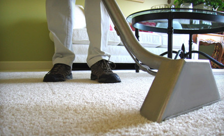 1 Carpet-Cleaning Session for an Apartment Up to 750 Square Feet - Carpet Savers in