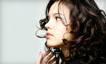 Haircut and Style (a $40 value) - R17 Salon in Sacramento