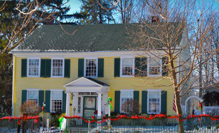 2-Night Stay for Two in the Gilchrist , Ladd, or Roosa Room, Valid Friday and Saturday - E. Kellogg Bed and Breakfast in Bethany